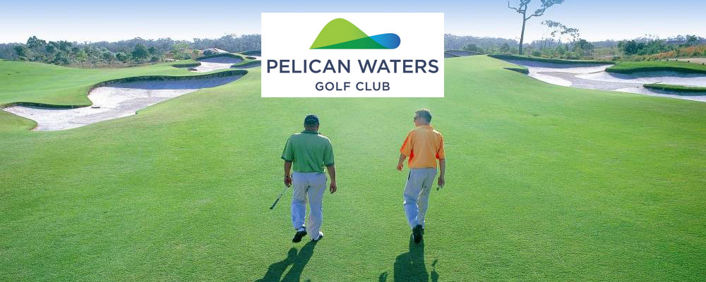 Computercut Signs Caloundra - Win a Round of Golf at Pelican Waters - See In-Store or Call Us For Details