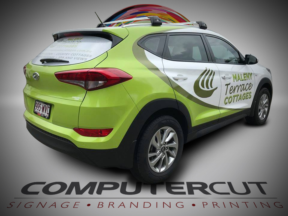 Computercut Signs Caloundra - Car Wraps