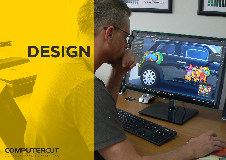 Portfolio - Computercut Signs Caloundra - Project Slideshow - Slide 02 Design