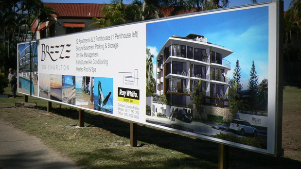 Computercut Signs Caloundra - Sunshine Coast Leaders in Banners Signage - Banner Skin