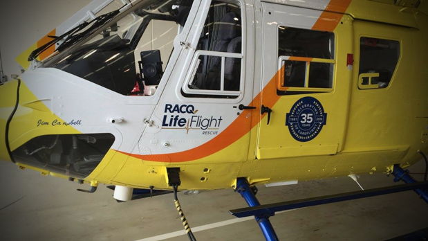 Computercut Signs Caloundra - Sunshine Coast Leaders in Vehicle Wraps - Aircraft & Helicopter Wraps