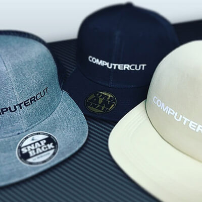Computercut Signs Caloundra - Hats and Apparel