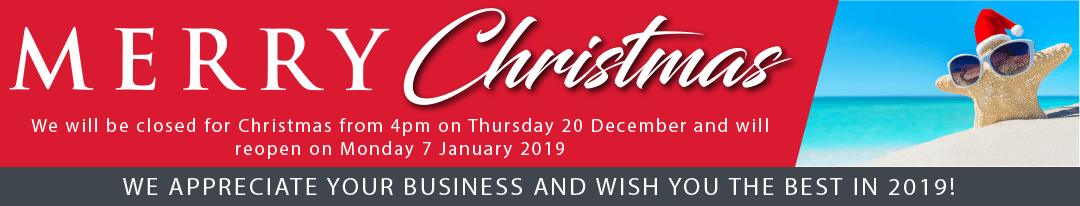 Merry Christmas Computercut will be closed for Christmas from 4pm on Thursday 20 December and will reopen on Monday 7 January 2019